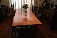 Finished Slab Table
