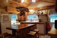 Sunset Hollow Vacation Rental Kitchen